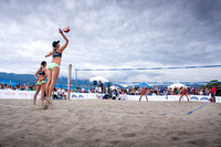2012 Vancouver open Sunday Matches - Men and Women